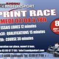 Sprint Race 07/05/2018