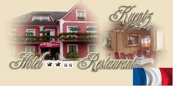 Hôtel / Restaurant ** Kuentz