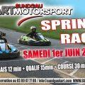 Sprint Race - Samedi 1er Juin 2019